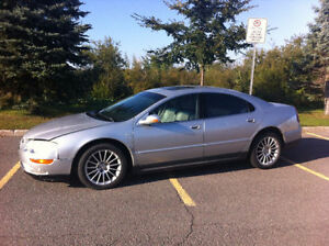 Chrysler 300M Special - 2002 - Silver