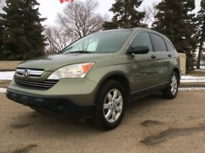 2007 Honda CR-V, EX-PKG, AUTO, AWD, LOADED, POWER ROOF!