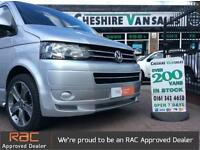 2012 62 VW T5 AIR CON 2.0TDI 102BHP VWSH CHOICE SPORTLINE LOOK DIESEL