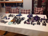 Halo mega bloks covenant and unsc army