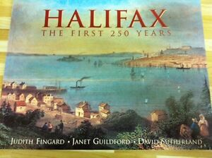 HALIFAX - THE FIRST 250 YEARS book for sale.
