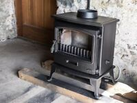 Tiger 5Kw Multi Fuel Woodburner