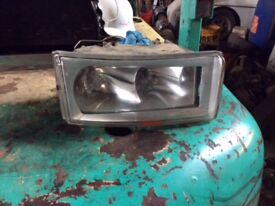Iveco truck / van headlight- both available