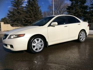 2004 Acura TSX, AUTO, LEATHER, ROOF, $3,674