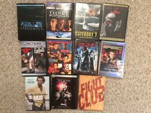 14 ACTION PACKED DVDs