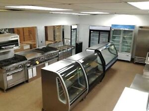 BACK BARS && DELI DISPLAY CURVED GLASS COOLERS *GREAT PRICE $$
