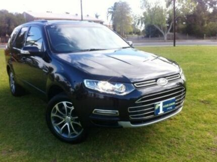 2014 Ford Territory  Black Automatic Wagon Cheltenham Charles Sturt Area Preview