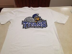 KW TITANS T-SHIRT (price dropped 50% today)
