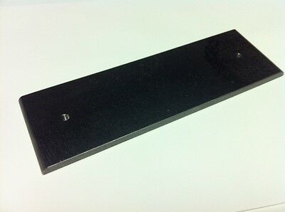Belt Grinder Flat Platen For 2x72 Knife Making Grinder Hot Rolled Steel 2