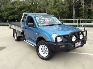 2005 Holden Rodeo RA DX (4x4) Blue 5 Speed Manual Cab Chassis Morayfield Caboolture Area Preview