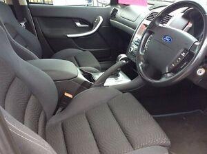 2007 Ford Falcon BF MkII XR8 Silver 6 Speed Auto Seq Sportshift Sedan Glenthorne Greater Taree Area Preview