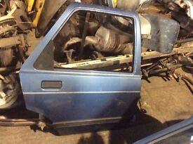 Ford Sierra back rear door