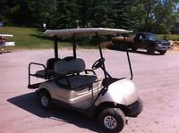 Four Seater Golf Car Cart