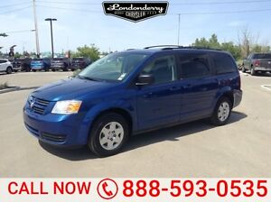 2010 Dodge Grand Caravan SE Accident Free,