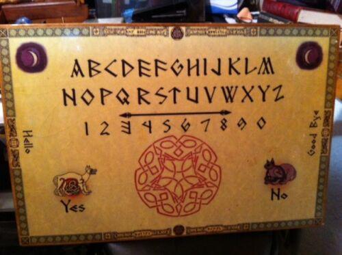 Ouija Board Unusual Oddities