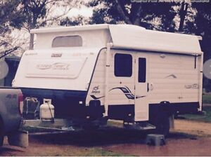 Jayco Starcraft Pop Top Outback 16' 2016 ensuite model suit new buyer Rowville Knox Area Preview