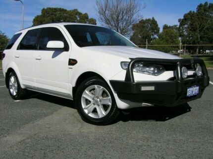 2012 Ford Territory SZ TX White 6 Speed Automatic Wagon Victoria Park Victoria Park Area Preview
