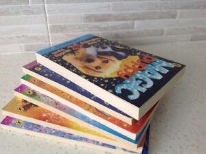 "6 ""MAGIC ANIMAL (KITTEN/PONIES/ PUPPY/ BUNNY) SOFT BOOKS $2.49EA Edmonton Edmonton Area image 3"