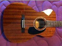 Guild m 120e electro acoustic Guitar