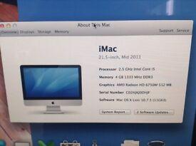 Apple Mac. 2011
