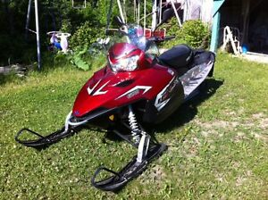 2010 POLARIS IQ LX STUDDED!