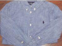 Ralph Lauren Shirt - Age 5-6yrs - New!