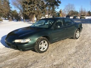 2000 Pontiac Grand Prix, AUTO, LOADED, 191K, $900