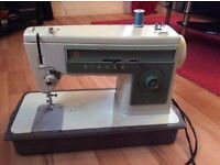 Vintage singer 507 sewing machine