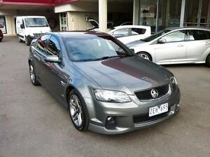 2012 Holden Commodore VE II MY12 SV6 Grey 6 Speed Sports Automatic Sedan Berwick Casey Area Preview