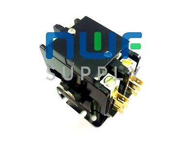 Goodman Amana Relay Contactor 2 Pole 40 Amp 24v Cont2p040024vs
