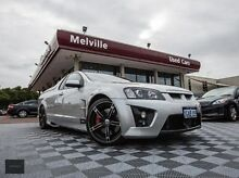 2008 Holden Special Vehicles Maloo E Series R8 Silver 6 Speed Sports Automatic Utility Alfred Cove Melville Area Preview