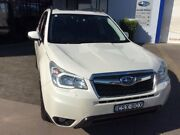 2014 Subaru Forester MY14 2.5I-S White Continuous Variable Wagon Taree Greater Taree Area Preview