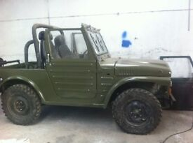SUZUKI LJ80 1981 VERY NICE CONDITION + SPARE ENGINE INCLUDED IN SALE
