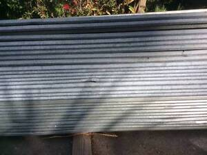 Free used roofing sheets good for concrete work or a shed roof Turramurra Ku-ring-gai Area Preview