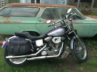 MUST SELL - 1996 Harley Davidson Dyna Excellent Condition