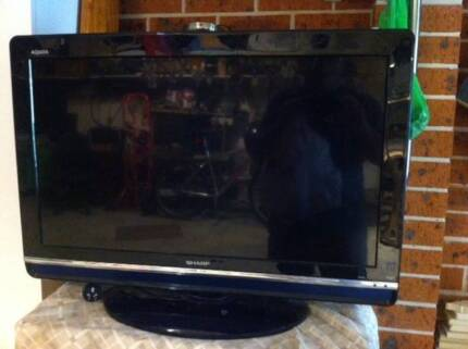 2 Flat Screen TV's