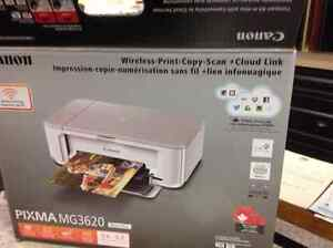 Canon Wireless Printer New