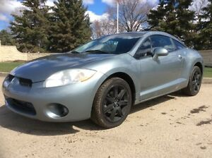 2008 Mitsubishi Eclipse, GS-PKG, AUTO, LOADED, ROOF, 95k, $6,500