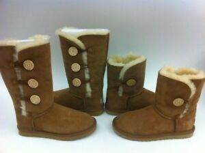 Bailey 1 Button And 3 Button UGG Boots