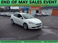 2013 DODGE DART LIMITED ~ Only 57000KM'S! EXCELLENT CONDITION! Windsor Region Ontario Preview