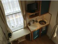Tiny but Comfortable Split Level Studio Flat in Hammersmith