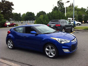 Hyundai Veloster 2012 *NUMBER 1 CONDITION, LOW KILOMETERS