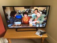 "Panasonic 42"" Full HD LED TV. £100"