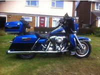 Immaculate Low Mileage Harley Davidson FLHTCU Ultra classic Electraglide ABS