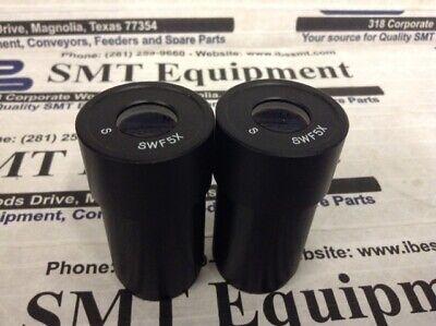New Meiji Microscope Lens - Ma501 Wwarranty