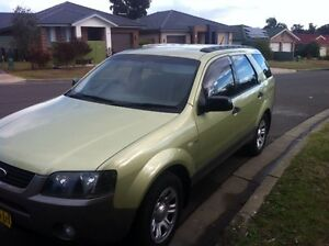 Ford Territory 2004 - LPG/Petrol Mount Druitt Blacktown Area Preview