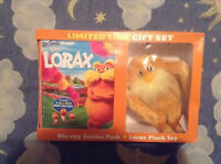 Dr. Seuss' The Lorax Gift Set (Sealed).
