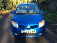 PROTON SAVVY 1.1 STYLE 5DR (blue) 2006