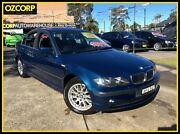 2003 BMW 325I E46 5 Speed Auto Steptronic Sedan Homebush Strathfield Area Preview