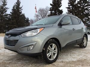 2012 Hyundai Tucson, GL-PKG, AUTO, LOADED, LEATHER, $12,500 Edmonton Edmonton Area image 1